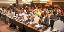 Cross section of Delegates at the IACCA 2014